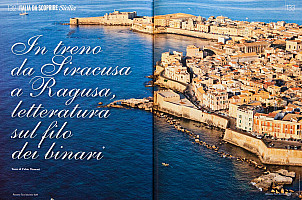 Ortigia - panorama travel