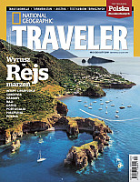 National Geographic Traveler Poland