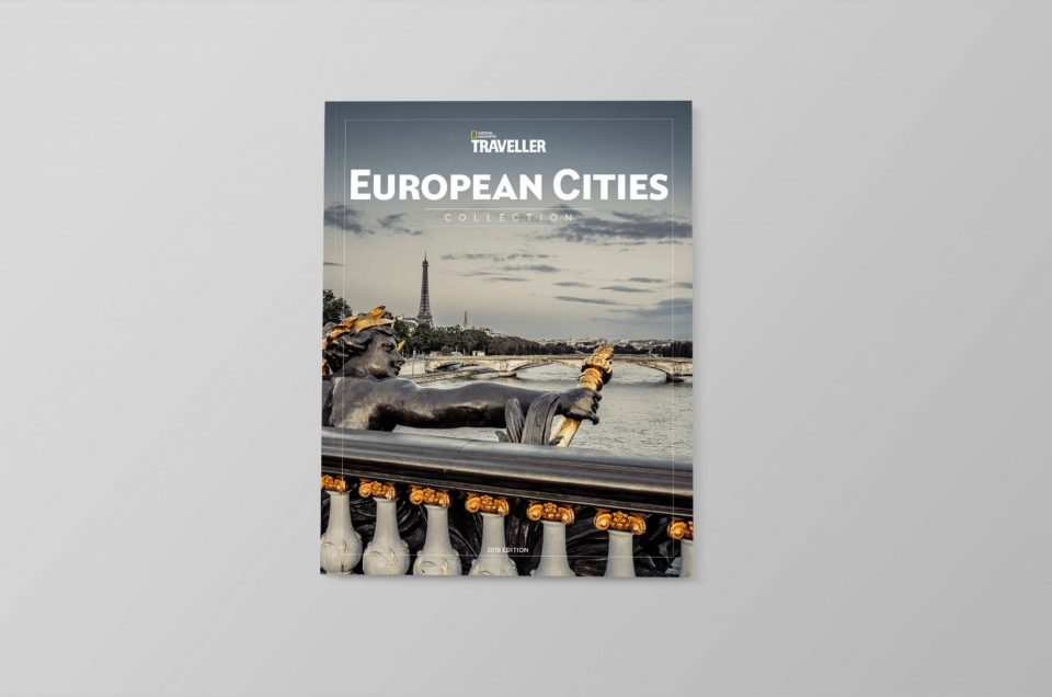 National Geographic European Cities
